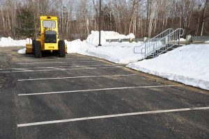 Charlotte Mecklenburg County NC Snow Removal Service