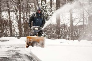 Snow Removal for Businesses in Matthews, NC