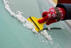 Charlotte NC Ice Removal Service
